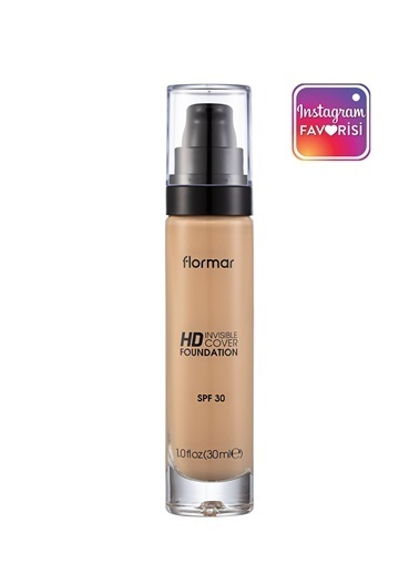 Flormar Flormar Hd Invısıble Cover Fondeten No.80 Soft Beıge Ten